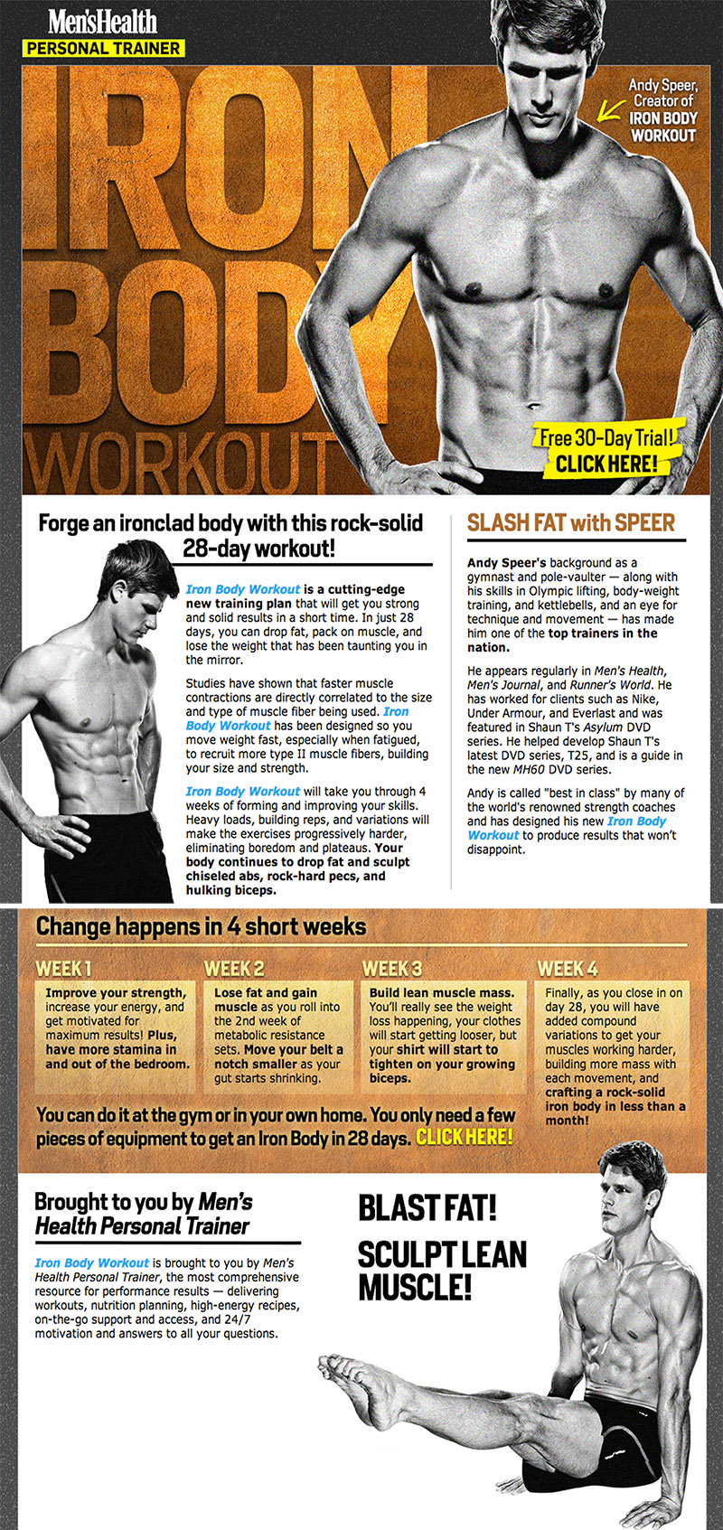 Soho strength lab find your strength mens health xflitez Image collections